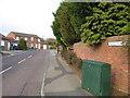 NZ2955 : Helvellyn Avenue, Lambton by Alex McGregor