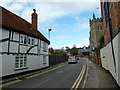 SU9597 : Looking towards the parish church by Basher Eyre