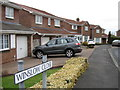 NZ3462 : Winslow Close, Boldon Colliery by Alex McGregor