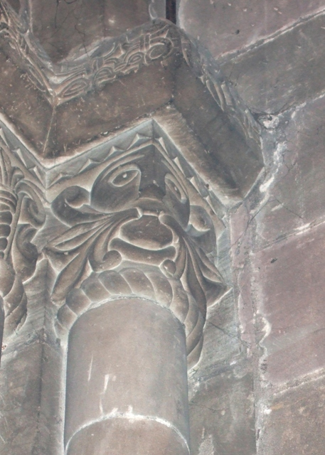 The Green Man [2]