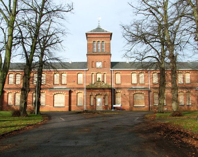 The Norfolk Lunatic Asylum (St Andrew's Hospital) - Annexe