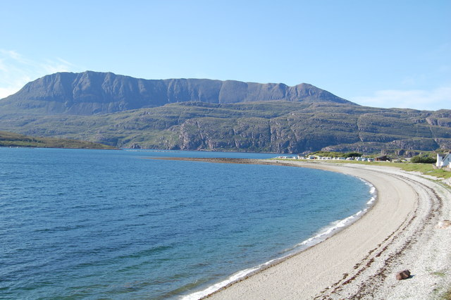 Loch Broom : Ardmair