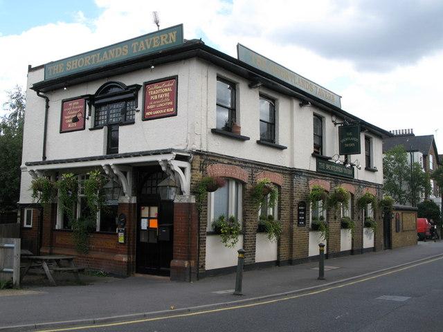 The Shortlands Tavern, Station Road, BR2