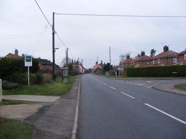 The Street, Earsham