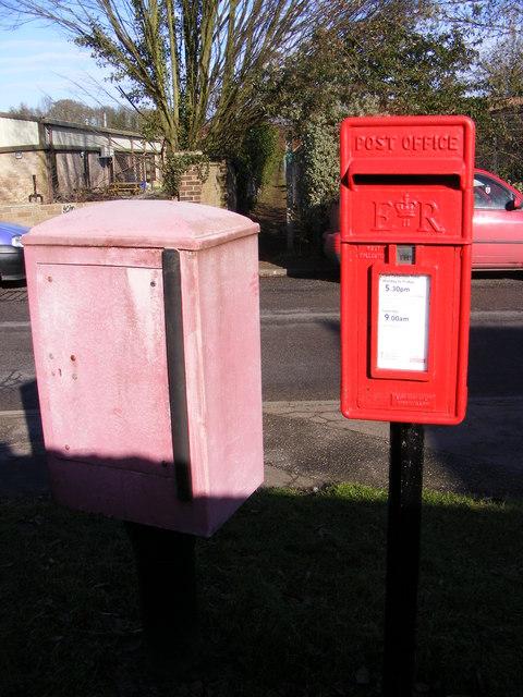 River View Postbox