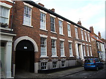 TA1767 : Catholic Convent, High Street, Bridlington by Stefan De Wit