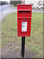 TM2952 : Parklands Postbox by Adrian Cable