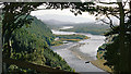 NJ3356 : The River Spey by Alan Walker