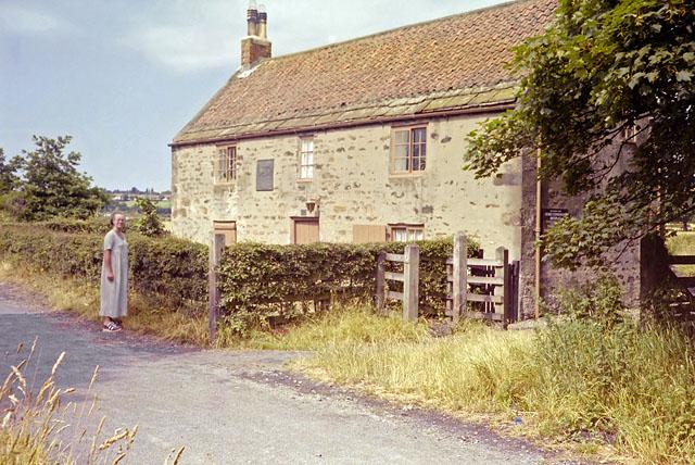 George Stephenson's Cottage, 1995