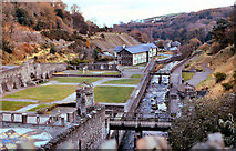 SC4384 : Laxey River by David Dixon