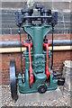 SK5806 : Boiler Feed Pump by Ashley Dace