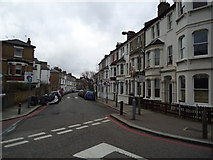 TQ2775 : Lavender Sweep, London SW11 by Stacey Harris