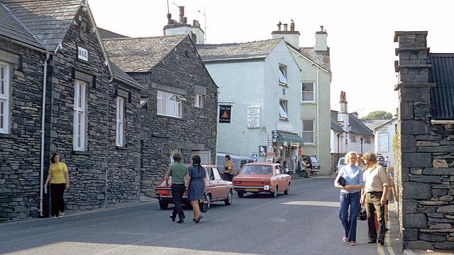 Main Street and the Sun public house