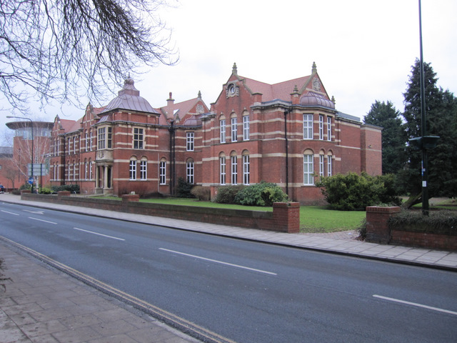 The Public Library, Art Gallery and Museum in Champney Road