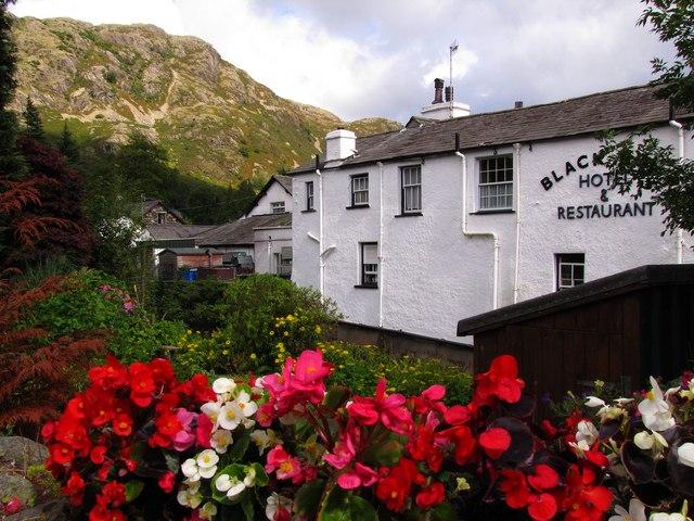 The Black Bull Hotel, Coniston, Lake District