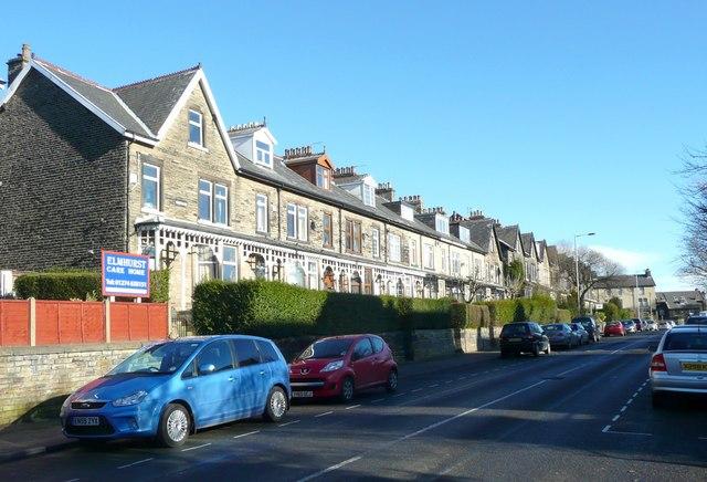 Terrace houses, Pollard Lane, Undercliffe