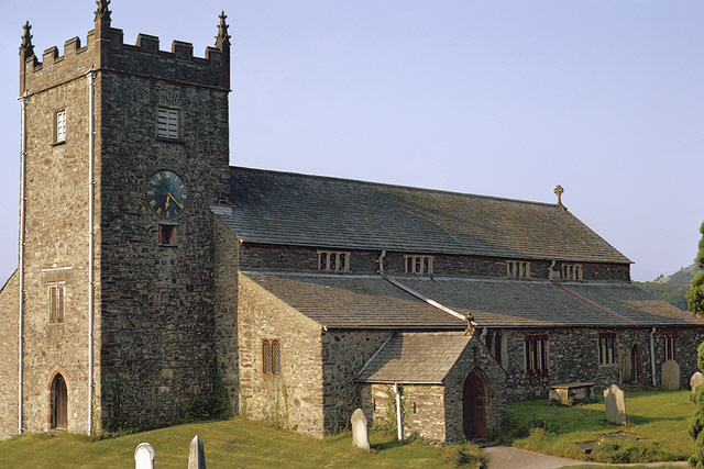 St Michael and All Angels parish church