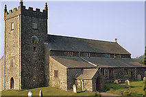 SD3598 : St Michael and All Angels parish church by Alan Walker