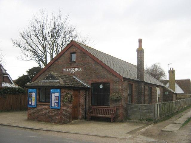 St. Nicholas at Wade Village Hall