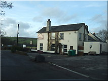 ST0104 : The Merry Harriers inn at Westcott by David Smith