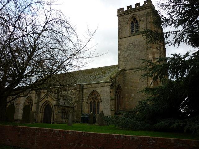 St Andrews Church, Bainton