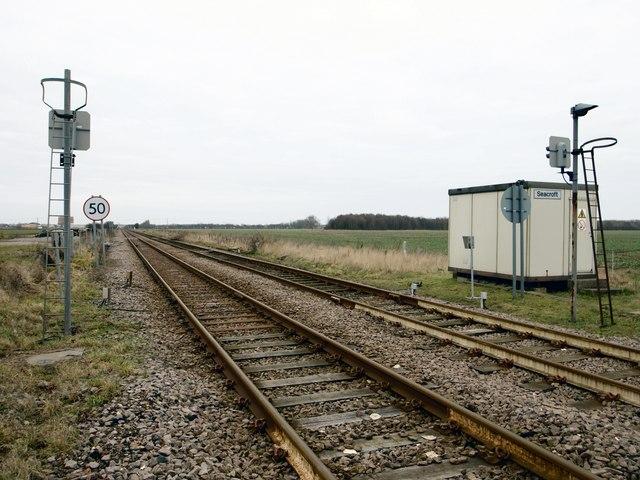 Railway Station (former), Seacroft