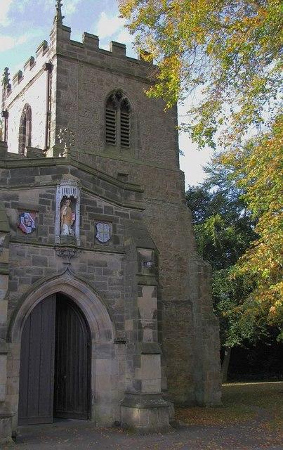 St Giles Church, Gilesgate, Durham