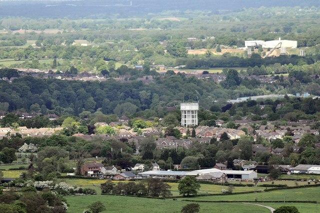 Congleton Water Tower
