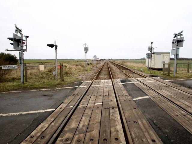 Level Crossing, Seacroft