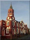 TQ2772 : St Peter's Church, Tooting by Derek Harper