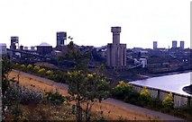 NZ3958 : Monkwearmouth Colliery by Steve Daniels