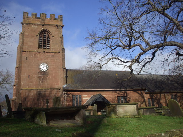 St Michael's Church, Shotwick