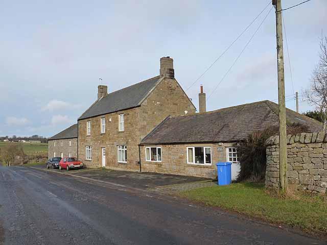 Longwitton, Northumberland