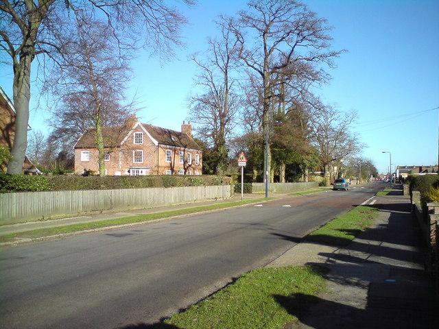 Grange Road, Felixstowe