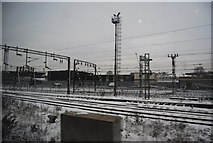 TQ2182 : West Coast Main Line, Willesden Junction by N Chadwick