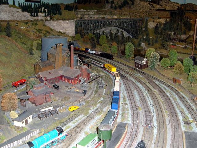 RH&DR New Romney, Model Railway Exhibition