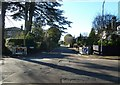 SU4216 : Looking from Glen Eyre Road into Beechmount Road by Basher Eyre