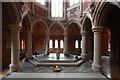 TQ3273 : All Saints, Rosendale Road - North chapel by John Salmon