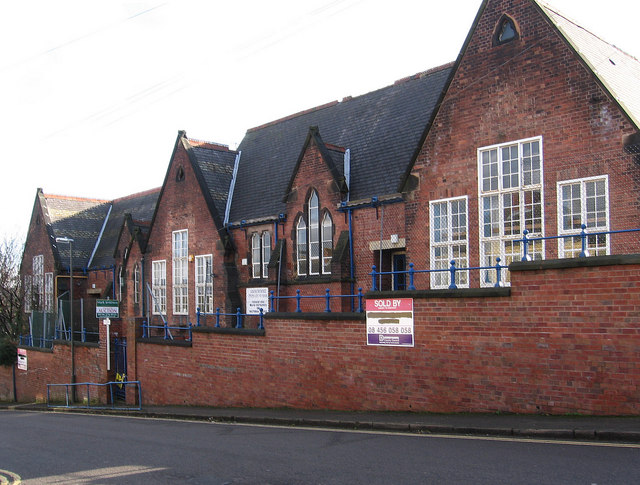 Chesterfield - Abercrombie Primary School