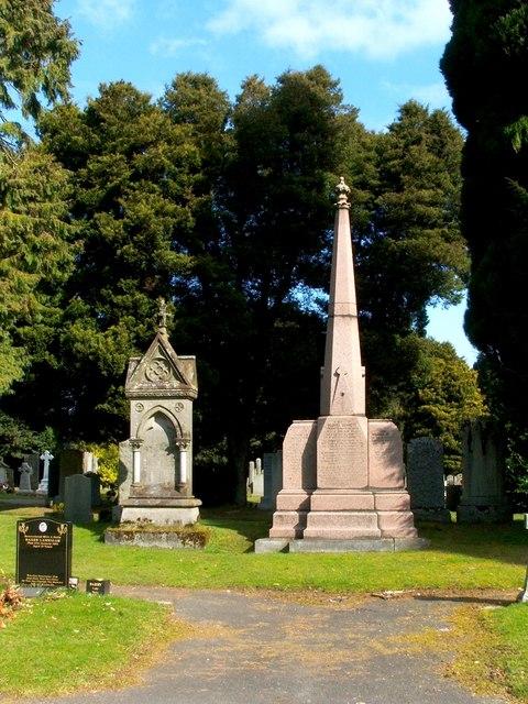 The Bennett Memorials