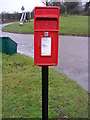 TM2550 : Tymmes Place Postbox by Adrian Cable
