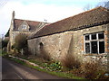ST5362 : Regil Farm, The Street, Regil by John Lord