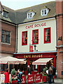 TR1557 : Café Rouge, Canterbury by Oast House Archive