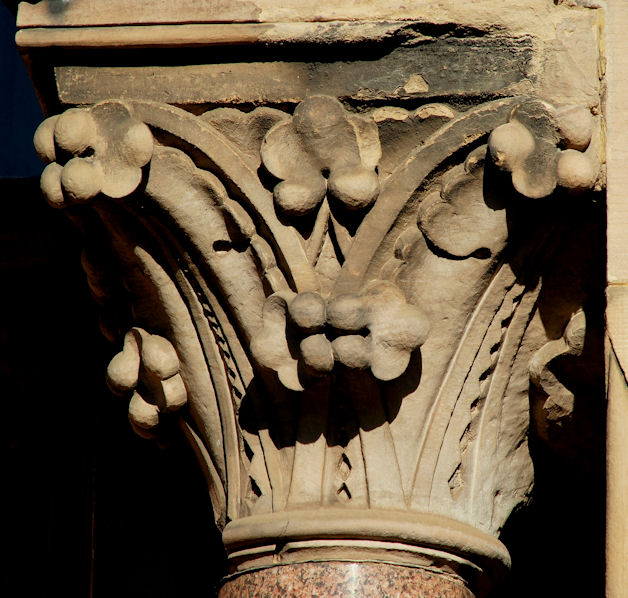 Union Theological College, Belfast (detail) (6)