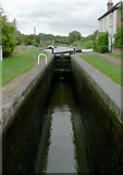 SO9969 : Tardebigge Top Lock No 58, Worcestershire by Roger  Kidd