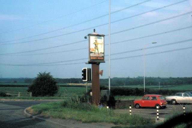 Robin Hood Crossroads - 1980
