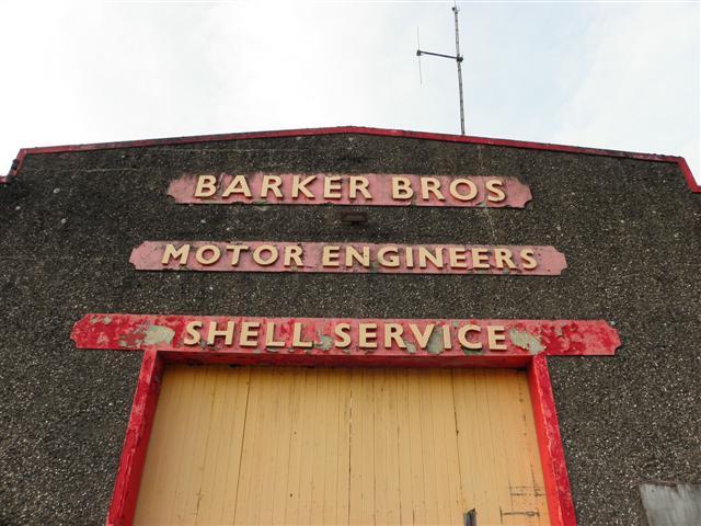 Barker's Garage