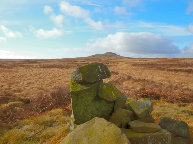 Cairn on the Moor