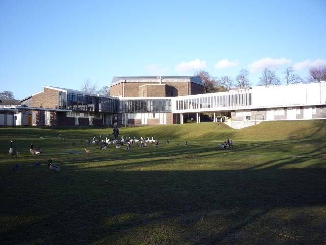 Vanbrugh Bowl and Music Department