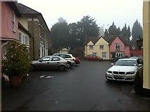 TL7835 : Luces Lane, Castle Hedingham by Oxyman